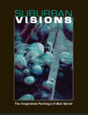 Front cover Suburban Visions art book